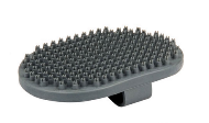 Soft Grip Rubber Grooming Brush