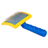 Curved Slicker Golden Retriever Brush