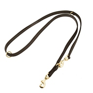 Golden Retriever Leather Leash Multipurpose 20 mm