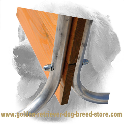 Schutzhund Wooden Jump Fits for Agility Training