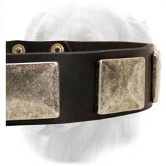 Handcrafted Original Design Leather Collar