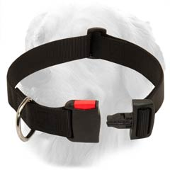 Ergonomic Design Nylon Collar