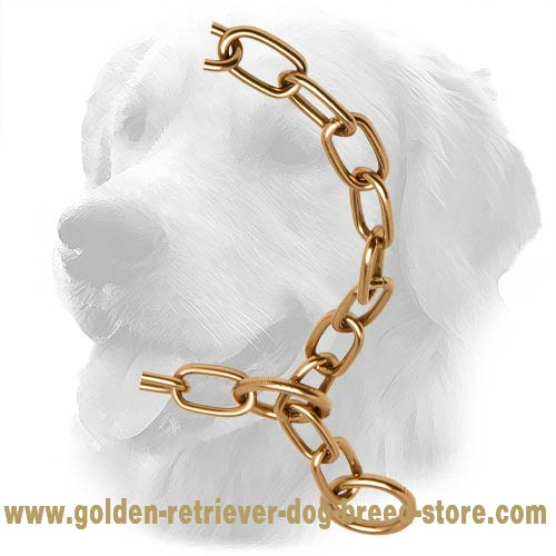 Large Links on Curogan Golden Retriever Fur Saver
