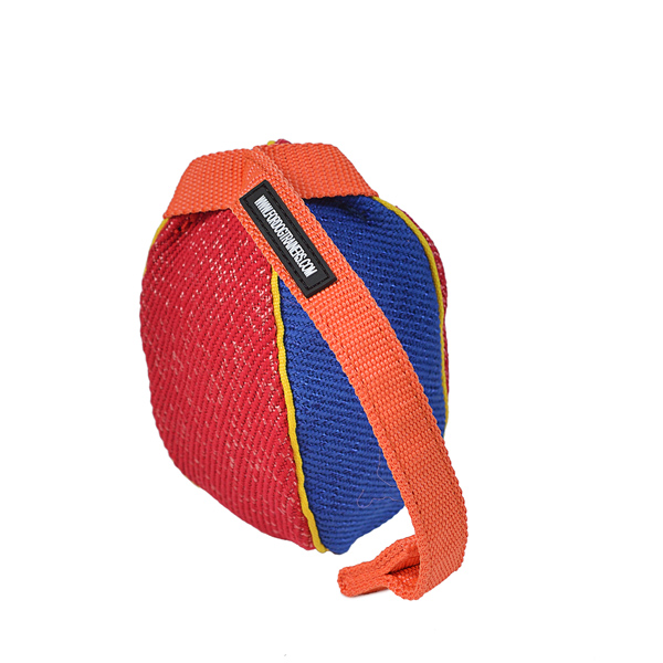Stitched with Durable Thread Dog Bite Tug for Training and Playing