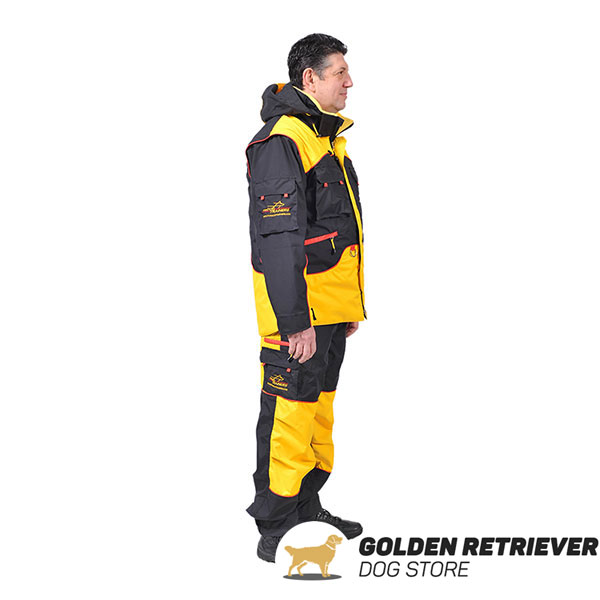 Training Bite Suit with Side Pockets