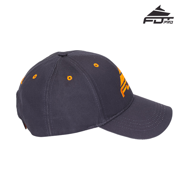 Top Quality Easy to Adjust Snapback Cap for Dog Trainers
