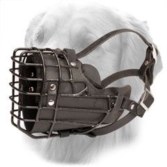Universal Winter Wire Cage Muzzle